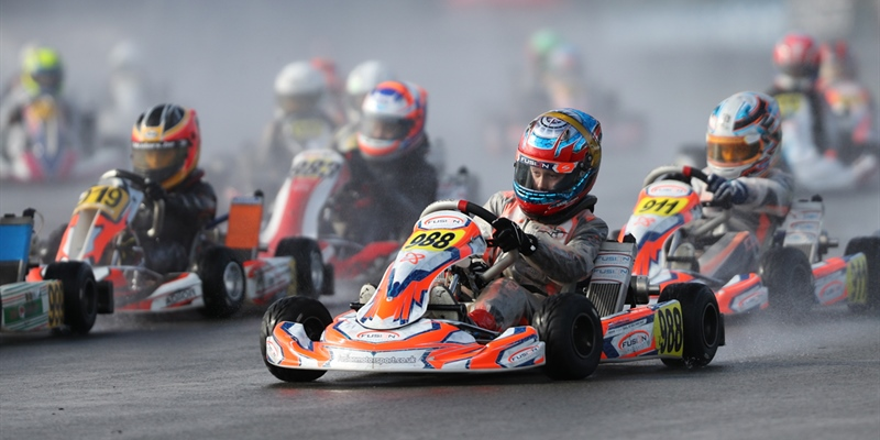 Fantastic final round of the IAME Euro Series in Mariembourg Belgium: new racewinners and the...