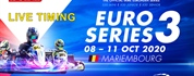 Livetiming: IAME X30 Euro Series Round 3 at Mariembourg Belgium