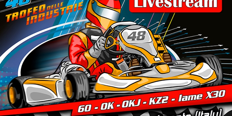 Livestream of the 48th Trofeo delle Industrie in Lonato