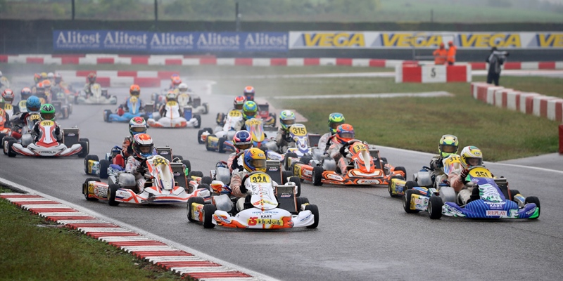 Rain made some new protagonists shine at the 48th Trofeo delle Industrie in Lonato