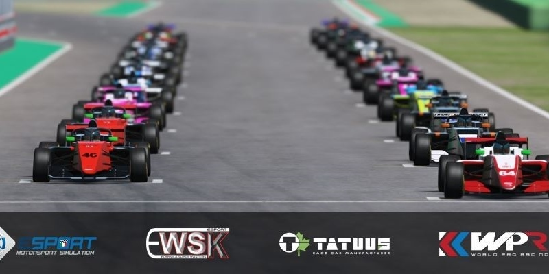 Tatuus launches F4 and F3 Regional virtual races among professional drivers of yesterday and today