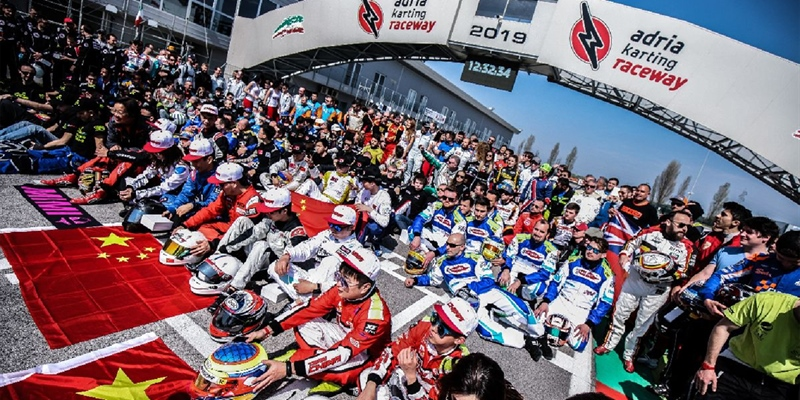 CRG confirms the 24 Hours Karting of Italy in Adria