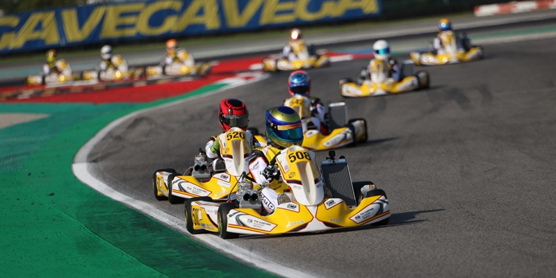 Motorsport UK searches for young karting talent