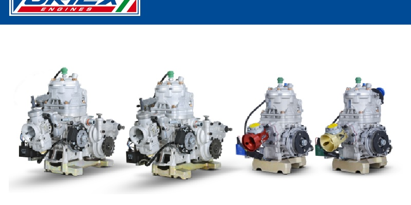 Vortex: New Homologated Engines