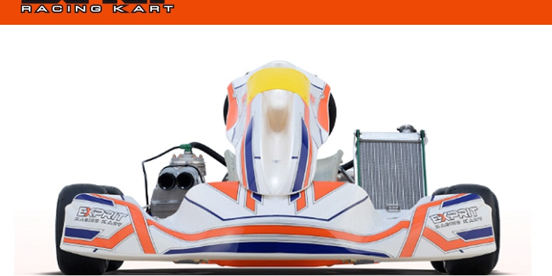 2019 Exprit Kart Chassis Noesis R, Thoos R and Rookie EV