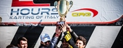 Spain, Germany and France share the podium of the 24 hours in Adria