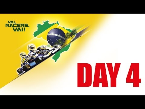 LIVE NOW: livestream award ceremony Rotax Max Grand Finals; party in Brazil