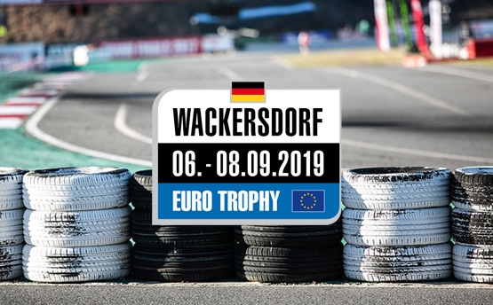 Live timing and results: round 3 of the ROTAX MAX Euro Trophy at Prokart Raceland in Wackersdorf