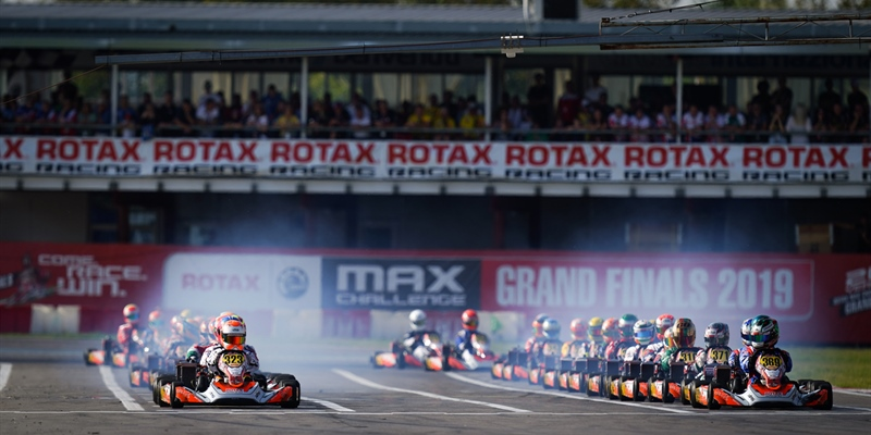 Sodikart - Rotax Max Challenge Grand Finals - Sarno (ITA) - 10th consecutive success
