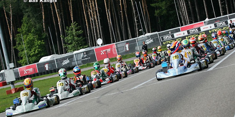 Round 1 of the Rotax Max Euro Trophy planned at PFI has been cancelled; new profissional calendar