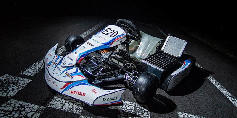"""Rotax project e20"" Electric racing for the next generation – be part of the future!"