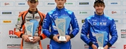 "Rotax Thunder! Jort Coone charges to the podium at the DEKM in Ampfing: ""It was really a good..."