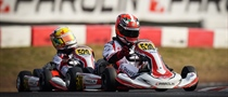 WSK Lonato: convincing results in Mini with 2nd place for Al Dhaheri