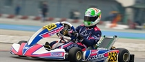 Line-up Kosmic Kart Racing Department for round 3 and 4 of the WSK Super Master Series