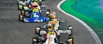 Qualifying of WSK Super Master Series complete: the grand finale on Saturday and Sunday