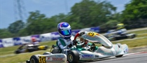 Tony Kart Racing Team closes the first appointment of the WSK Euro Series