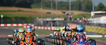 The long challenge of WSK Euro Series that is valid also for the Italian ACI Sport titles of OK and...
