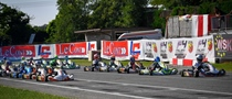 The protagonists of qualifying for Round 2 of WSK Euro Series came to the fore in Lonato. Heats for...
