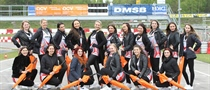 VIDEO: Umbrella Girls at DKM Wackersdorf