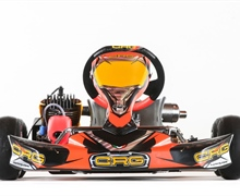 CRG homologated two types of chassis for the international mini category: Hero model and brand new...