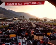 Rotax supported by long-term chassis partners and a newcomer at the RMC Grand Finals in Portugal
