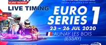 LIVE TIMING IAME Euro Series Round 1 at the International Circuit of Aunay-Les-Bois