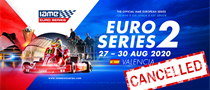 IAME X30 Euro Series Round 2 has been canceled