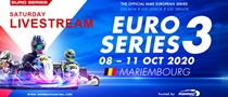 Saturday Livestream: IAME X30 Euro Series Round 3 at Mariembourg Belgium