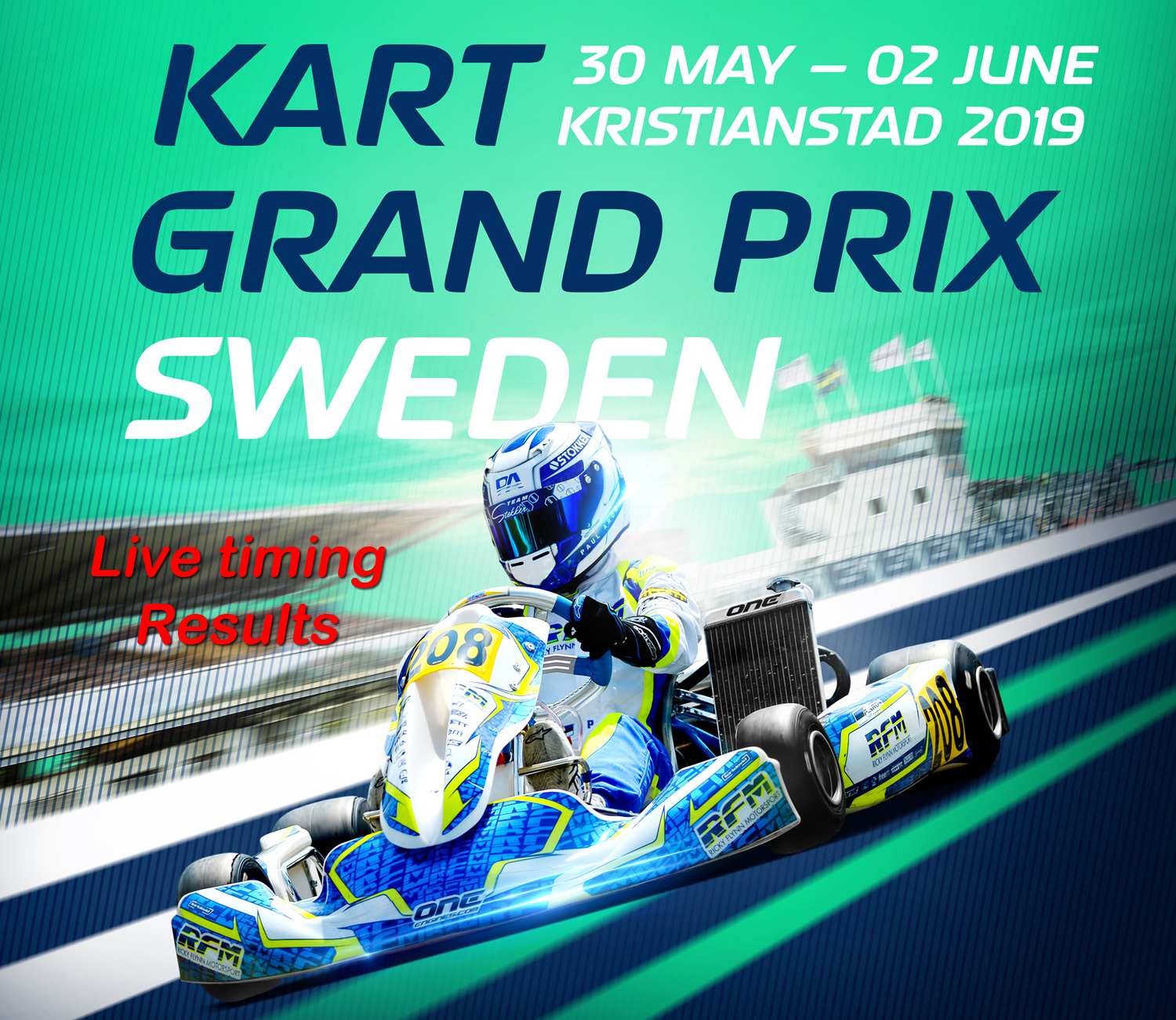 Live Timing Fia Karting Ok And Ok Junior European Championships