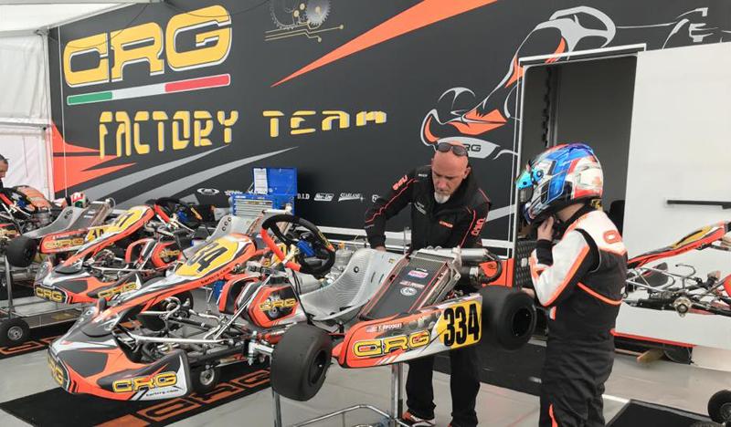 Tony Tesoro joins CRG Nordam  The technician has taken on